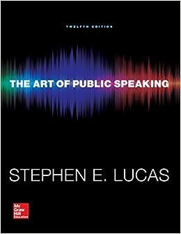 The art of public speaking book buy