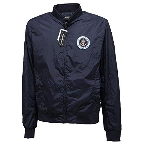 3062N giubbotto MEMBERS ONLY giacche uomo jackets men blu [L]