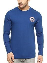 Gritstones Round Neck Full Sleeve T Shirt GSFSPNTTSHT1327IND_XL