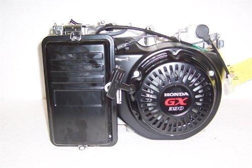 Honda Horizontal Engine 13 HP OHV 4-11/32 tapered shaft #GX390-VWC