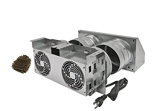 Tjernlund X2R Basement Fan, Remote Mount Xchanger Reversible (Complete Set) w/ Bonus: Premium Microfiber Cleaner Bundle (Exhaust Fan Cover Magnetic compare prices)