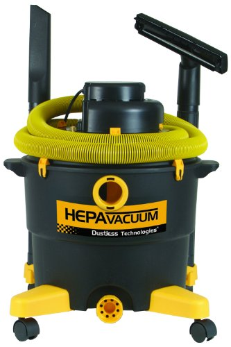 Shop Vac Water Lift