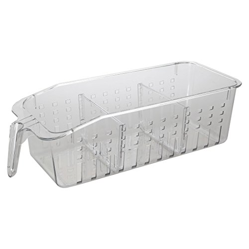 Perfect Fridge Handy Produce Bins (Large). Clear (Refrigerator Fruit Storage compare prices)