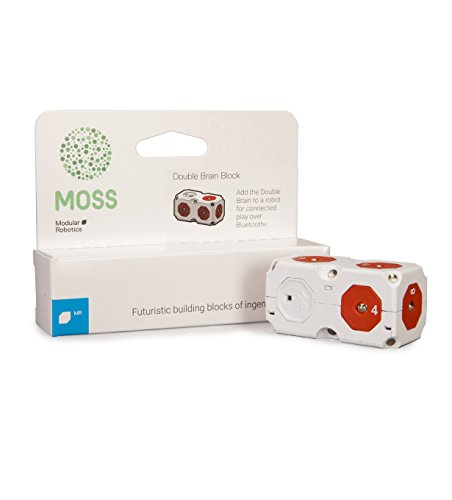 MOSS Double Brain Block Building Kit (Robot Brain compare prices)