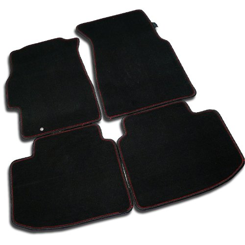 Spec-D Tuning MAT-CV963-ATW Floor Mat (2000 Honda Civic Floor Mats Oem compare prices)