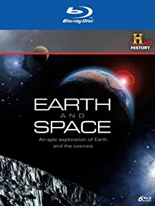 Earth & Space [Blu-ray]