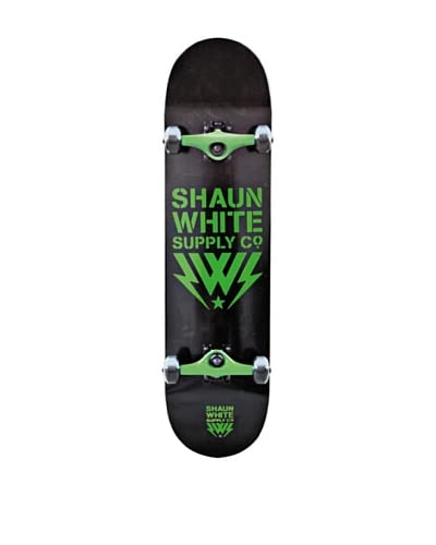 Shaun White Supply Core-Logo – Monopatín infantil (31″ x 8″)