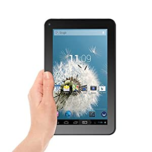 "9"" inch Capacitive Touch Screen Allwinner A13 1.0GHz CPU (up to 1.5GHz maximumly) Processor Android 4.0.3 (Latest Ice Cream Sandwich OS) Tablet PC 8GB HDD 512MB WiFi MID Epad Flash Player 11.1 - Compatible with BBC iPlayer / Youtube / Facebook by Dx-mall"
