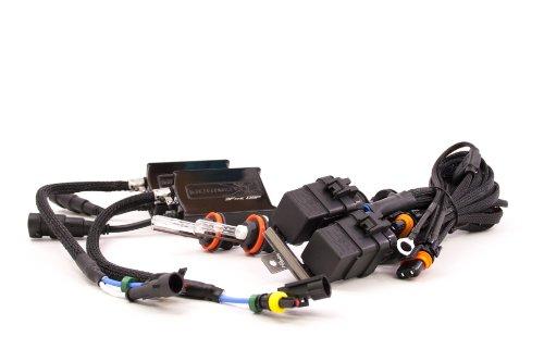 Morimoto 55 Watt Hid Conversion Kit With Hd Relay Harness 4300K H7 3Five Bulbs-5Five Ballasts -H7 Relay Harness