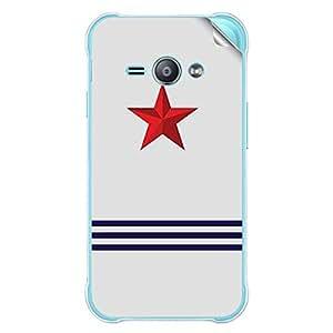 Skin4Gadgets Star Strips Phone Skin STICKER for SAMSUNG GALAXY J1 ACE