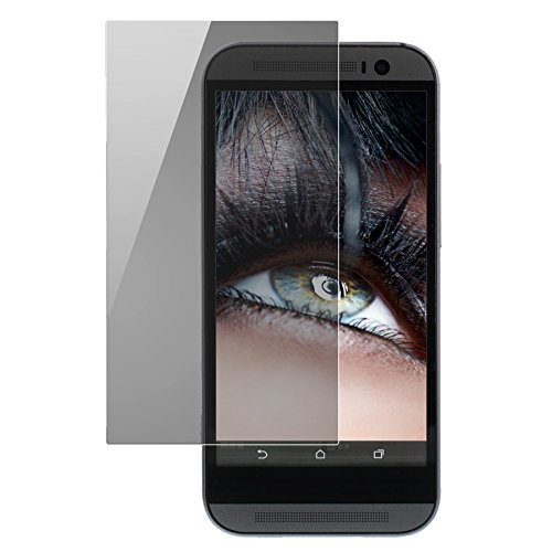 Proteggischermo in vetro temperato per HTC One M8 - 0,3mm / Durezza 9H / 2.5D Arc Edge