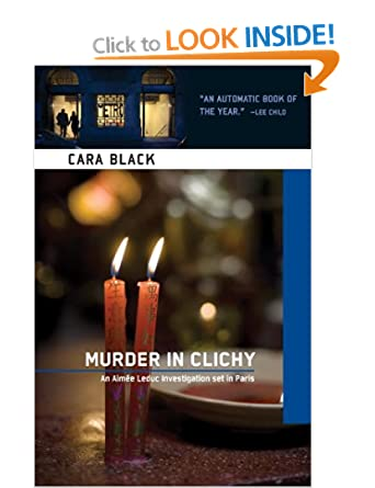 Murder in Clichy - Cara Black