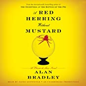 A Red Herring Without Mustard: A Flavia de Luce Novel | [Alan Bradley]