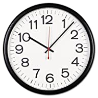 Universal Indoor/Outdoor Clock, 13 1/…