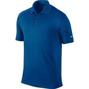 Nike Dri-Fit Victory Golf Polo Military Blue/White 2XL