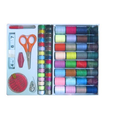 Michley Lil' Sew and Sew 100-Piece Sewing Kit (Michley Lil Sew And Sew Bobbins compare prices)