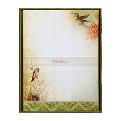 C.R. Gibson Susan Winget Designer Letter Paper, Sanctuary (Cs6-11188) front-949930