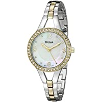 Pulsar Night Out Quartz Women's Watch (PH8120)