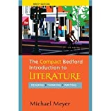 img - for The Compact Bedford Introduction to Literature 9th (Nineth) Edition byMeyer book / textbook / text book