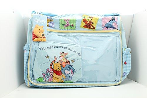Disney Pooh Baby Large Diaper Bag - 1