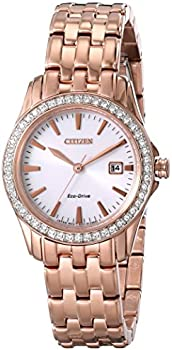 Citizen Eco Drive Swarovski Women's Watch