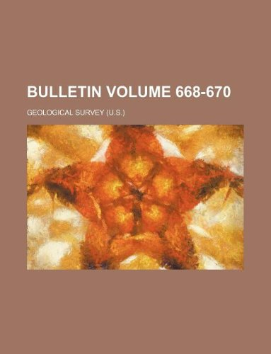Bulletin Volume 668-670