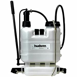 Hudson 63183 Yard & Garden Bak-Pak 3 Gallon Sprayer Poly
