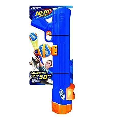 Nerf Dog Tennis Ball Blaster, dog toy