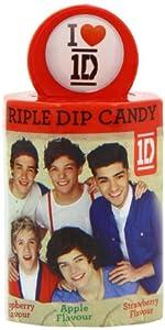 Bon Bon Buddies One Direction Triple Dip 24 g (Pack of 4)