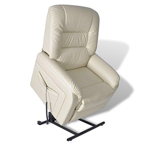 vidaXL-Fernsehsessel-Elektrisch-Relaxsessel-Aufstehsessel-Aufstehhilfe-Wei
