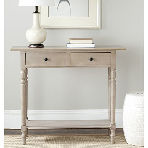 Safavieh American Home Collection Dover Console Table, Vintage Grey 0