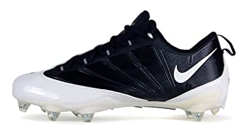 Nike Air Zoom Vapor Jet 4.2 D Football Cleats Black White by Nike