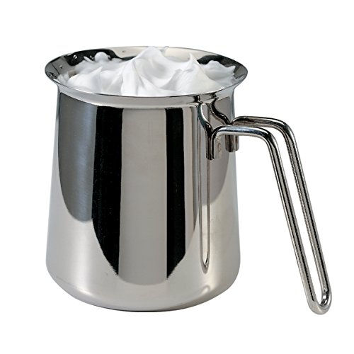 Danesco 40621/DSS Frothing Pitcher, Silver