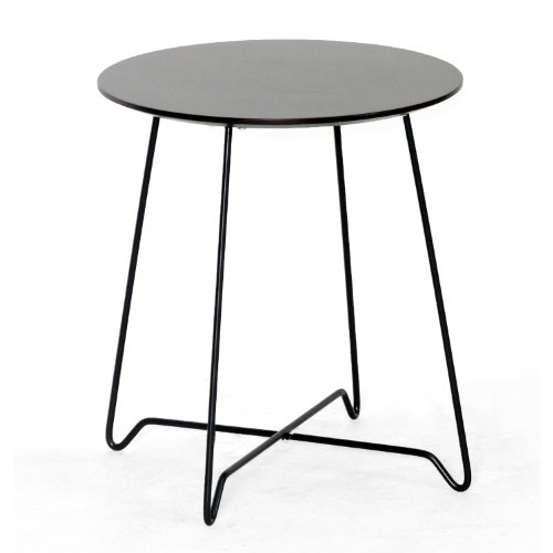 Cheap Baxton Studio Dark Brown Modern End Table, Dyer (TB973-wenge-AT)