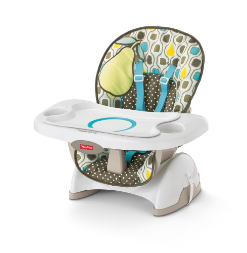 Fisher Price Deluxe Space Saver High Chair Review