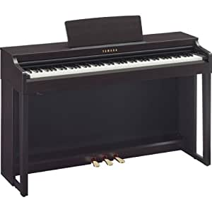 yamaha clavinova clp 525 rosewood digital pianos digital
