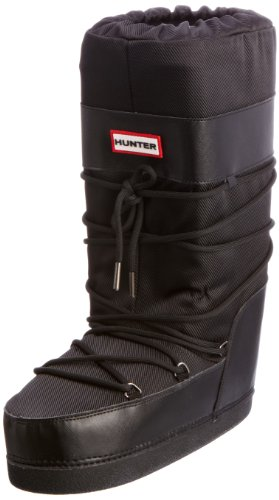 Hunter Unisex-Adult Chatel Black Snow Boot W24357 3 UK