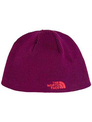 THE NORTH FACE, Cappello Bones Bambino, Viola (Parl Pur/Roc Re), M