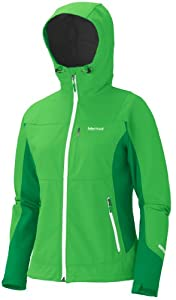 Marmot Women's ROM Jacket II Bright Grass/Dark Fern XS