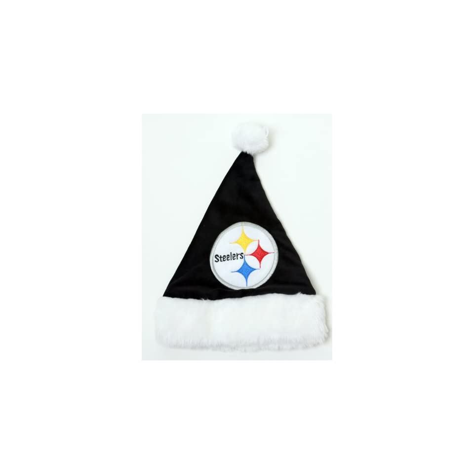 NFL Pittsburgh Steelers Santa Christmas Kids Hat Clothing on PopScreen c744e1849