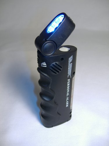 5in1 LED Flashlight and Personal Alarm