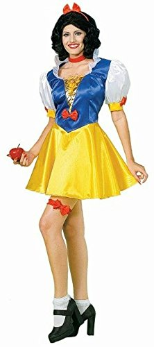 Fairy Tale Snow White Adult Costume [Apparel]