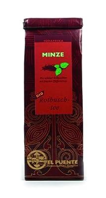 El Puente Rotbusch Minze, 7er Pack (7 x 100 g) - Bio von El Puente auf Gewürze Shop