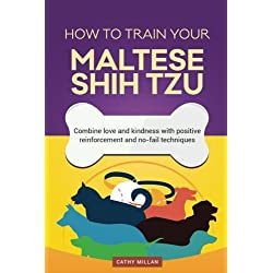 How To Train Your Maltese Shih Tzu (Dog Training Collection): Combine love and kindness with positive reinforcement and no-fail techniques