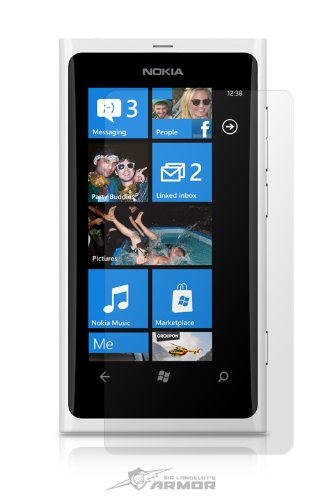 41pYjgIEbWL Sir Lancelots Armor   Nokia Lumia 800 | 703 | Searay | Sun | Sea Ray   Clear Screen Protector