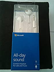 Microsoft WH-308 White Wired Headset (Previously Nokia)