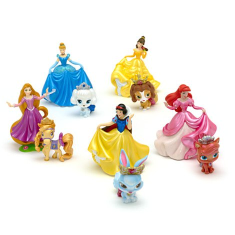 Officiel Disney Princess Palace Animaux 10 Deluxe Figurine Portique