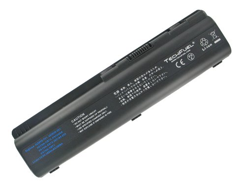 HP 482186-003 Laptop Battery Premium TechFuel 6-Cell, Li-ion Battery