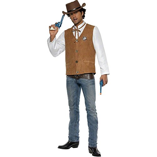 Instant Cowboy Adult Costume