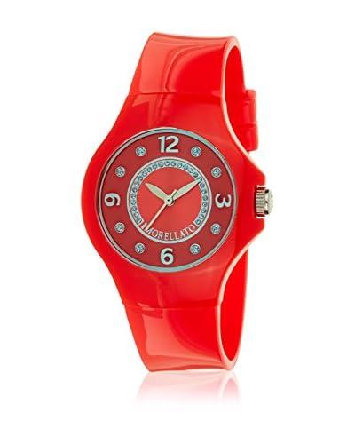 Morellato Reloj de cuarzo Unisex Colours Rojo 36 mm